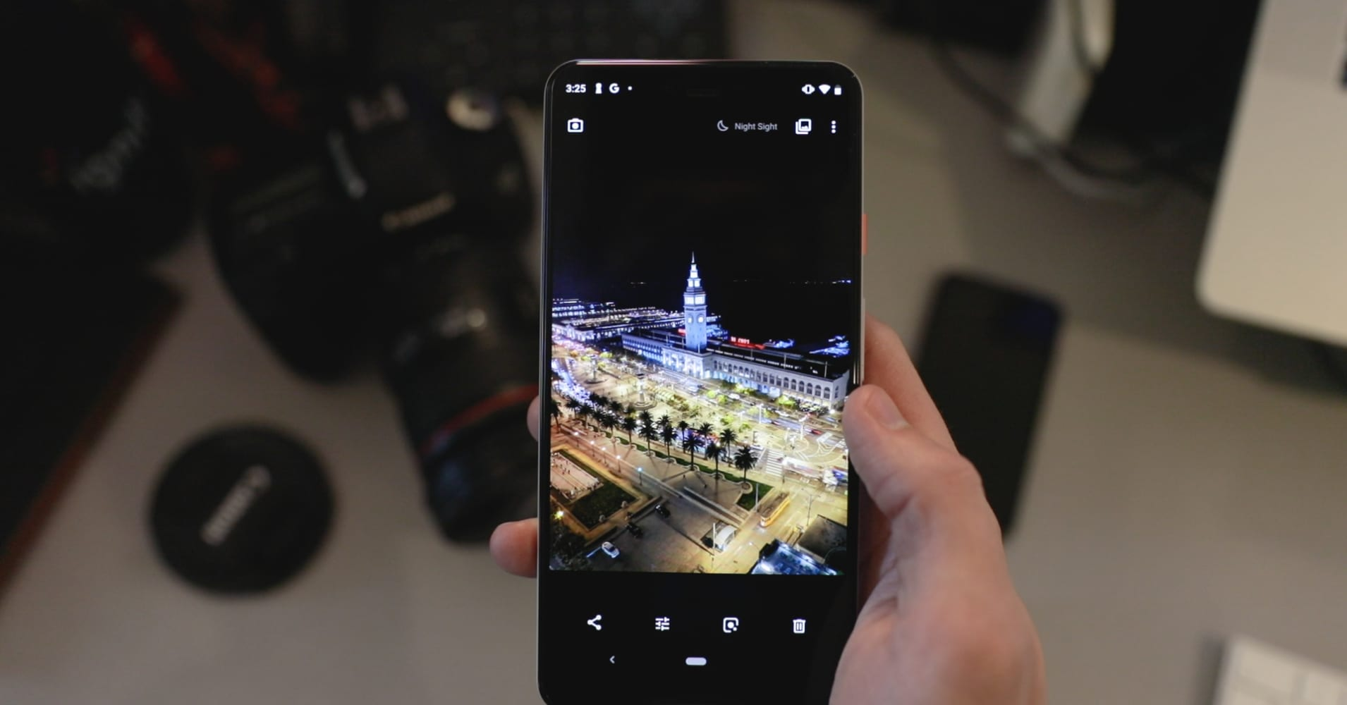 How companies like Apple and Google revolutionized the phone camera