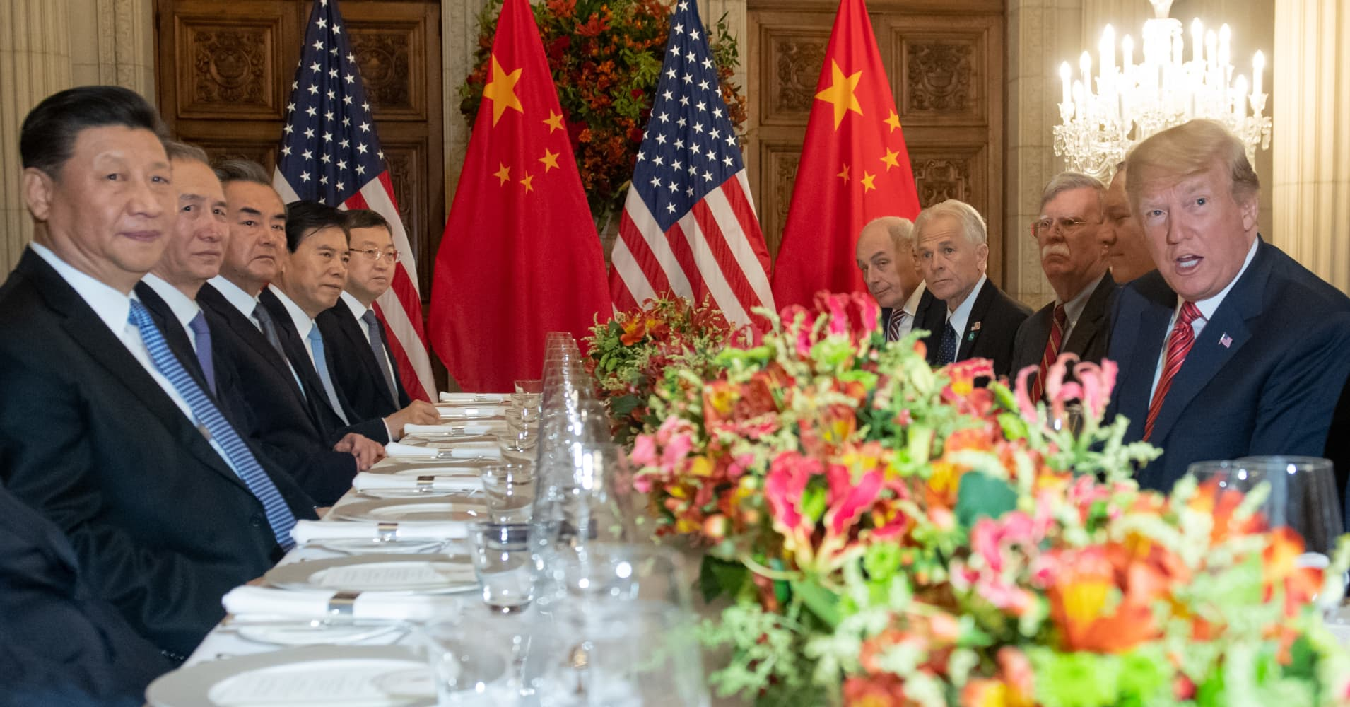 China's Xi issues a message for Trump: We've got to cooperate