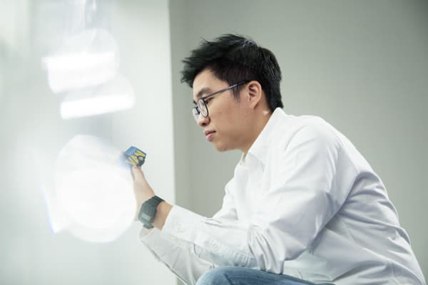 Steven Lam, co-founder and CEO of GoGoVan