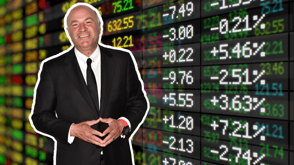 Kevin O'Leary: What to do when the stock market surges