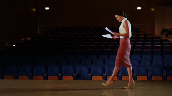 Suzy Welch: How to give a speech that audiences love