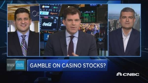 Trading Nation: Time to gamble on casino stocks?