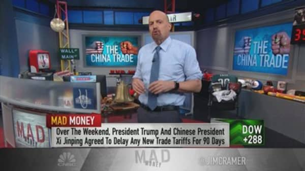 Cramer explains how to profit from China's trade concessions
