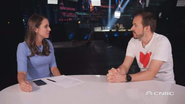 TransferWise co-founder: Europe trails behind the US on stock options