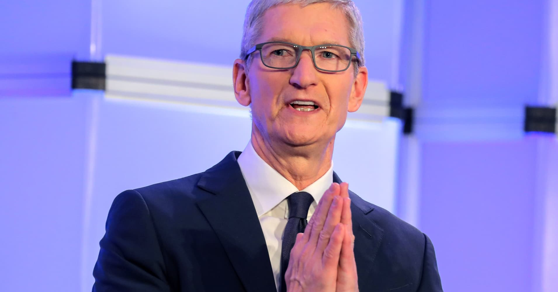 Tim Cook, CEO, Apple