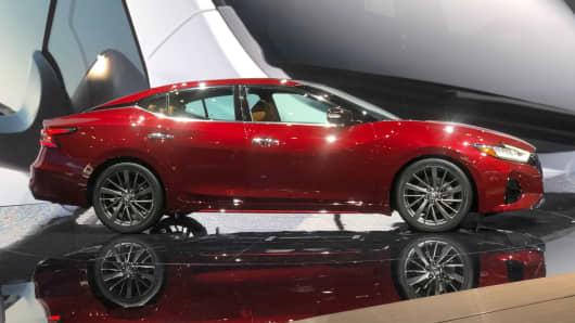 Nissan Maxima debuting at LA Auto Show