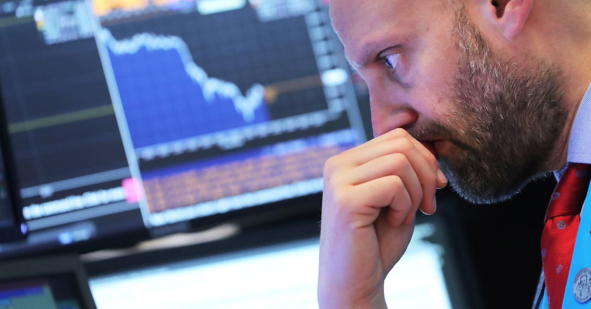 Market sell-off set to continue as Dow futures get hit