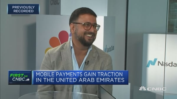 Tech startup: There's 'universality' in our payment platform