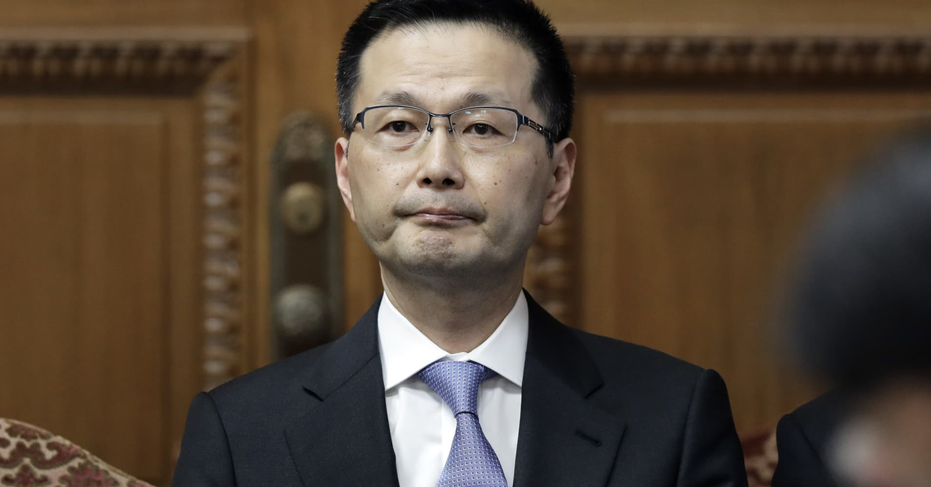 Japan faces risk of falling back into deflation, BOJ's Wakatabe warns