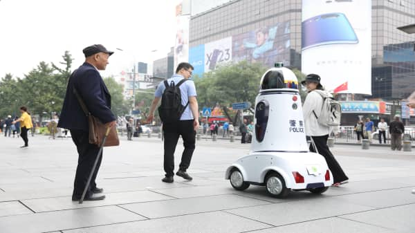 China could surpass the US in artificial intelligence tech. Here's how