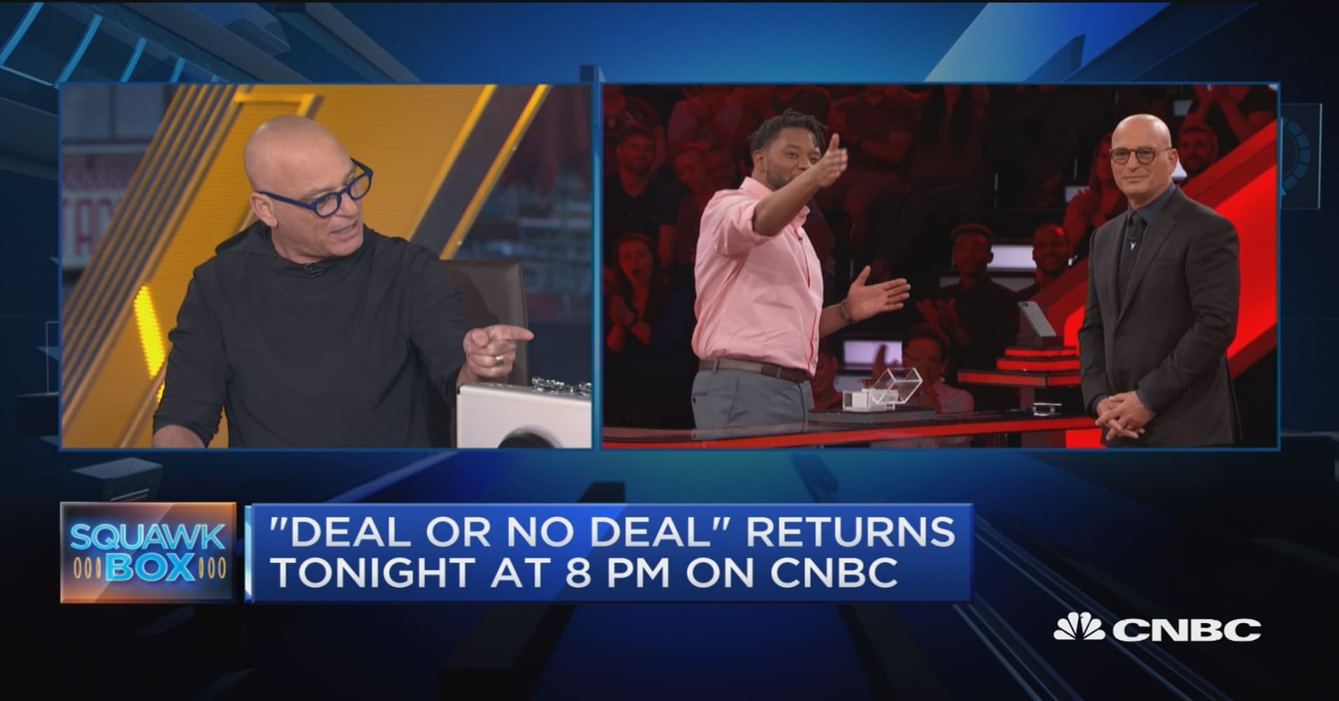 howie mandel on the revamped deal or no deal