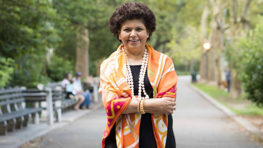 Business leader and Grammy-nominated musician Chandrika Tandon