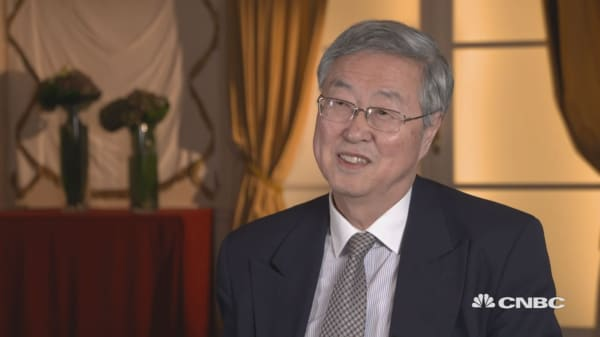 Former PBOC governor on tech, bitcoin and the US-China relationship