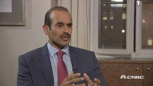 We believe gas is the destination fuel, Qatar's energy minister says