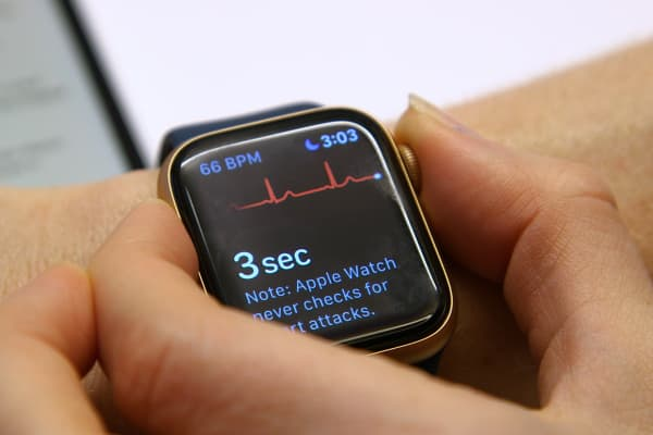 How to use Apple Watch's new ECG feature