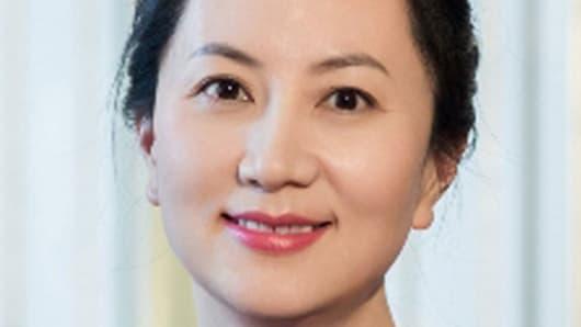Meng Wanzhou,Huawei CFO