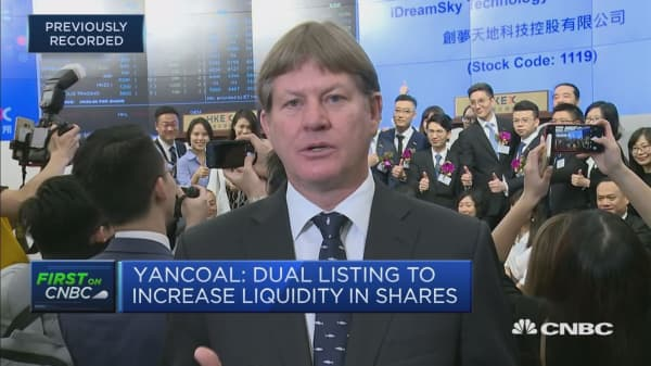 Yancoal CEO says the company is 'bulletproof'