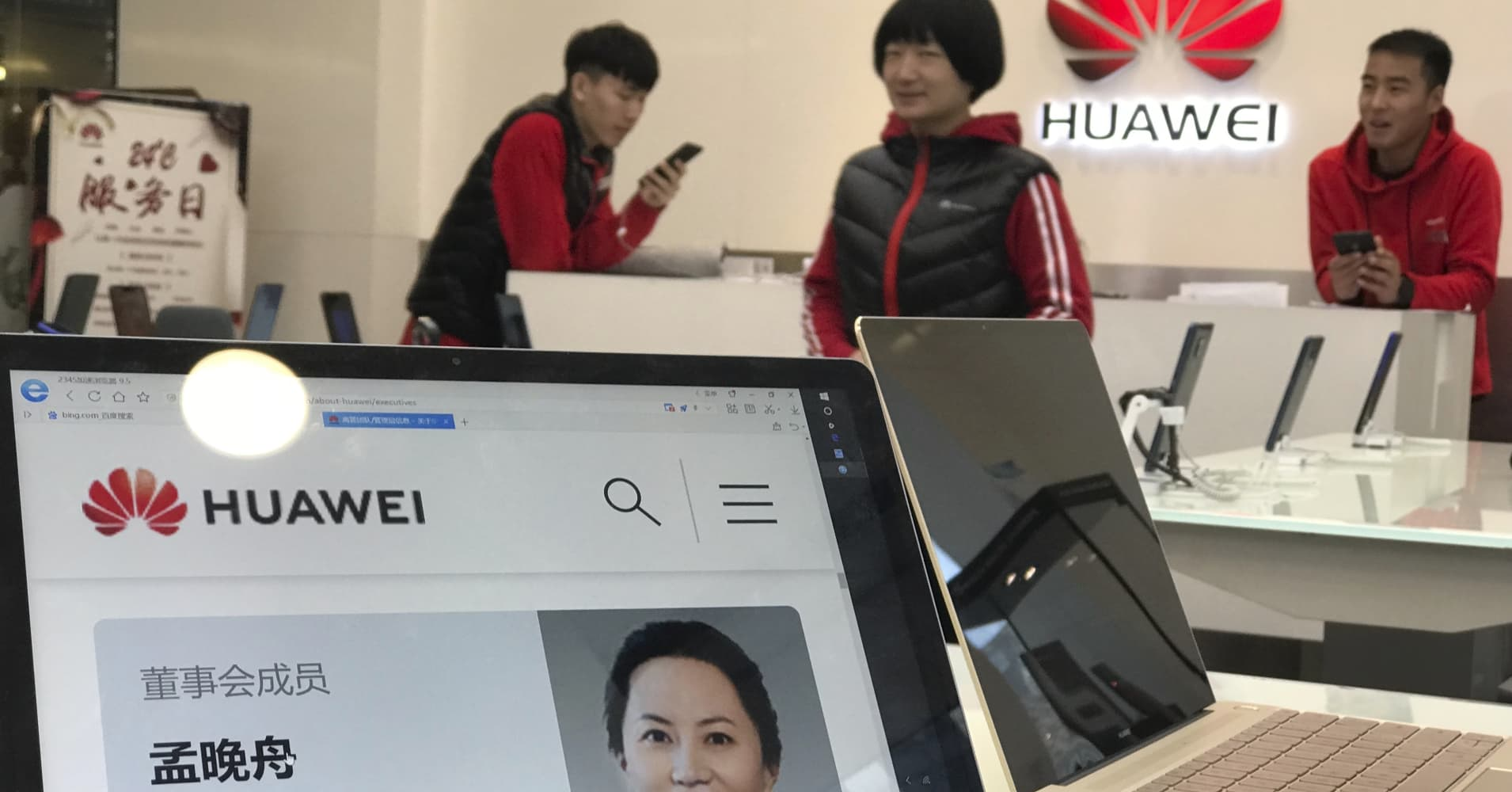 China says Canada's detention of Huawei exec is 'vile in nature'