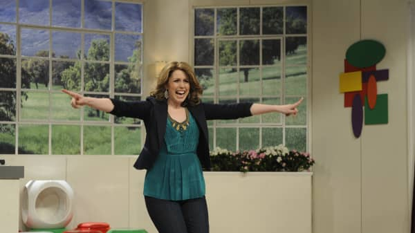How Vanessa Bayer turned a cancer diagnosis into a starring role on SNL
