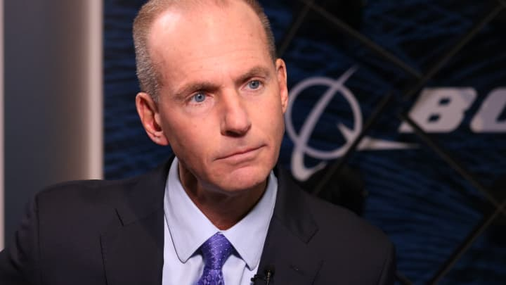Boeing CEO Dennis Muilenburg can survive this: Yale's Sonnenfeld