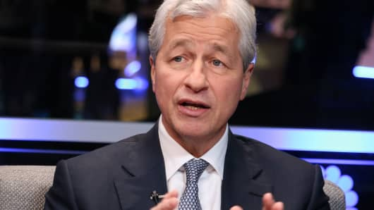 Jamie Dimon, CEO, JP Morgan Chase, speaking at the Business Roundtable CEO Innovation Summit, December 6, 2018.
