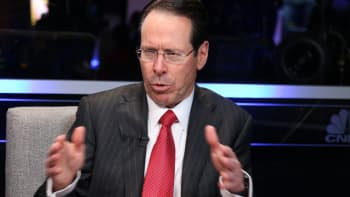 a78d75e940 Watch AT T CEO Randall Stephenson discuss banking in a 5G world