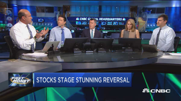Stocks just staged a stunning reversal, is the worst over for Wall Street?