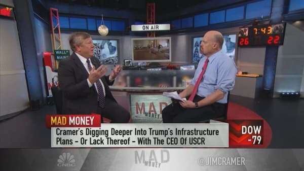 See a path to infrastructure bill 'in the next two years': US Concrete CEO