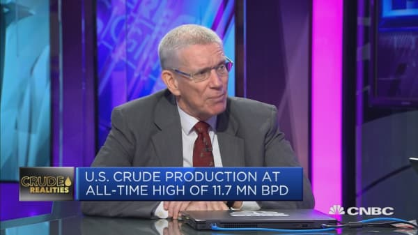 US oil production is going to continue to be disruptive: Strategist