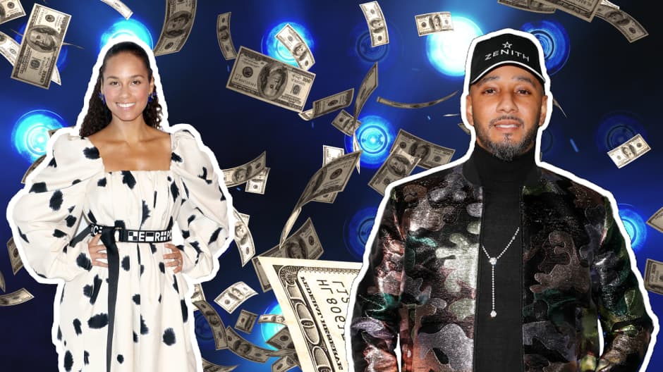 Swizz Beatz: This is how Alicia Keys and I manage our money