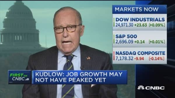 Kudlow: Huawei case may not spill over into trade talks