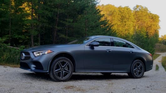 2019 Mercedes Benz Cls 450 Review