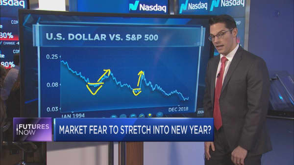 'Short the S&P 500 in 2019,' Bank of America technician says