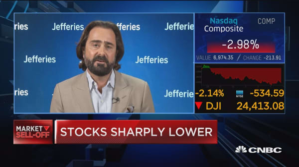 The Fed's poor job with messaging has led to market volatility, says David Zervos