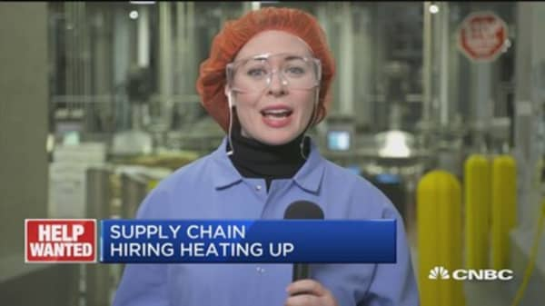 Finding low-skilled and high-skilled workers a challenge: Supply Chain SVP