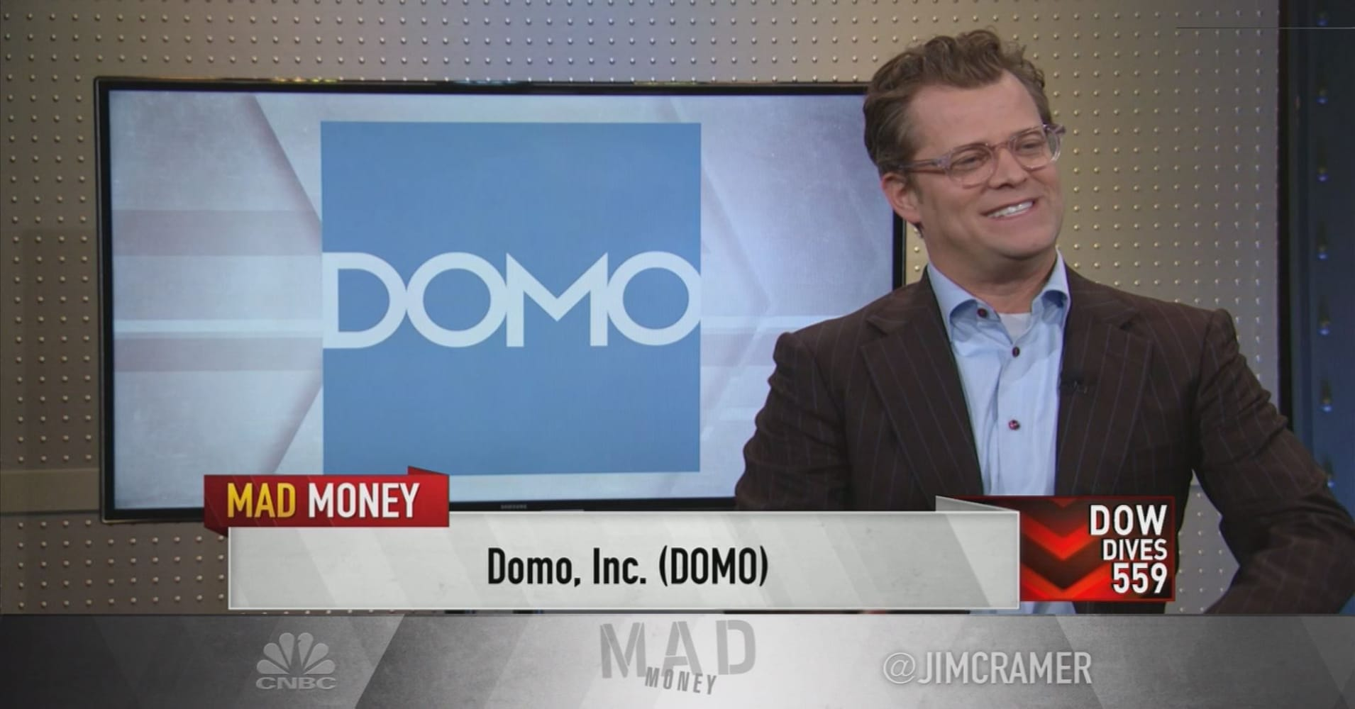 Domo CEO on how his data analytics platform differentiates itself from competitors
