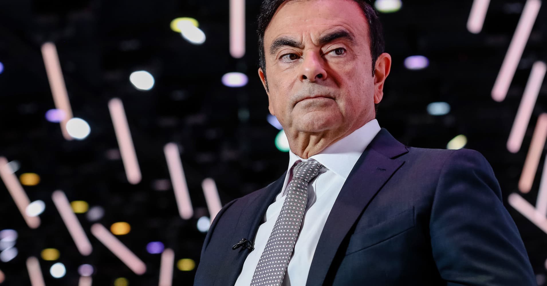 Tokyo court grants bail to ex-Nissan Chairman Ghosn after more than 3 months in jail