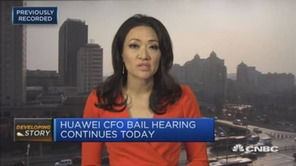 China's state-run media lash out at Canada over Huawei executive arrest