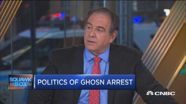 Carlos Ghosn's arrest is prosecutorial overreach, says management guru