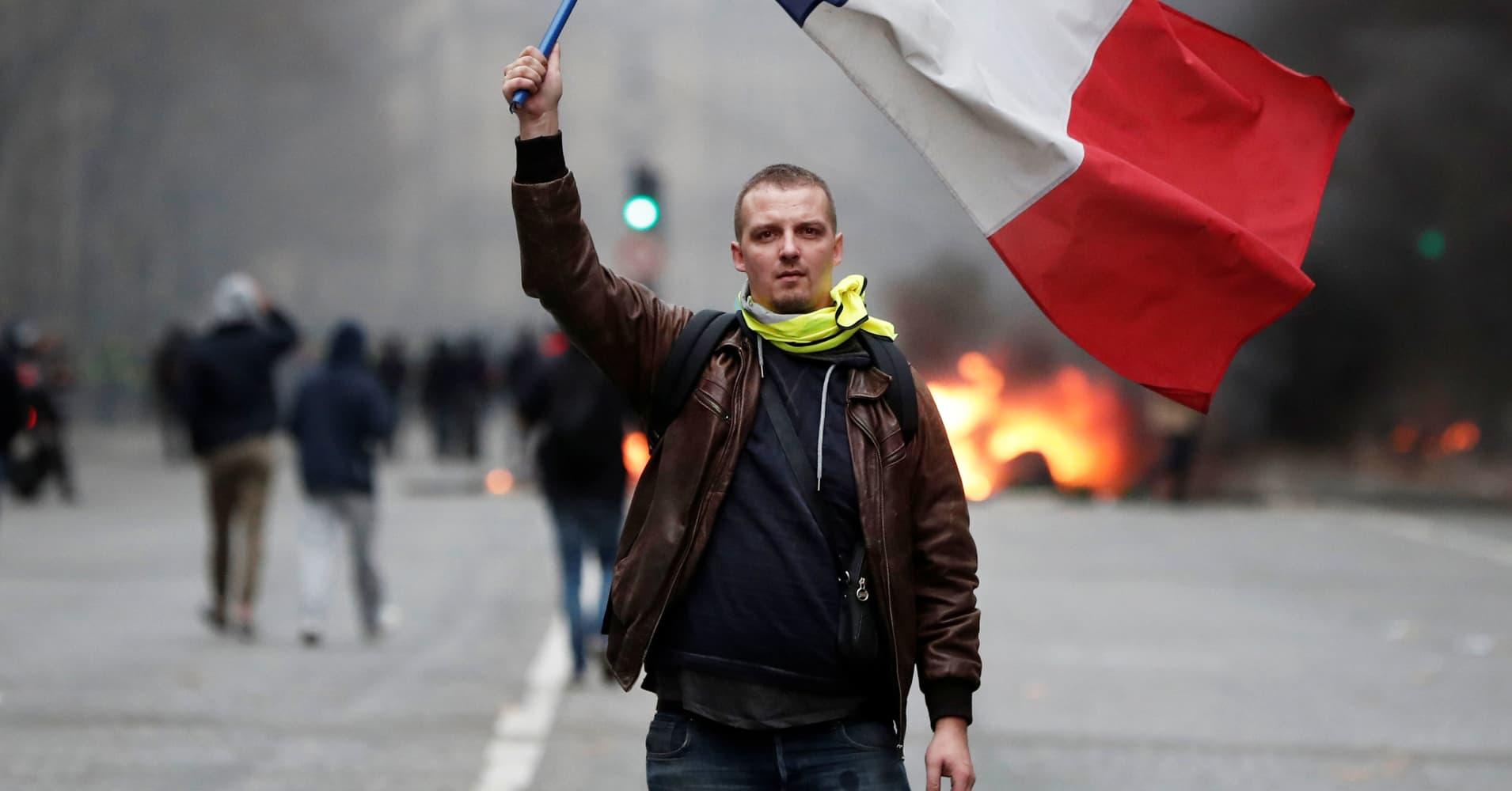France riots: Macron expected to promise economic change but is it too late?
