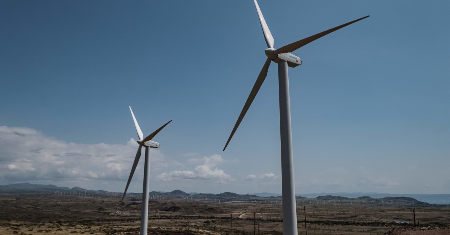 Construction underway on West Africa's 'first utility scale wind farm'