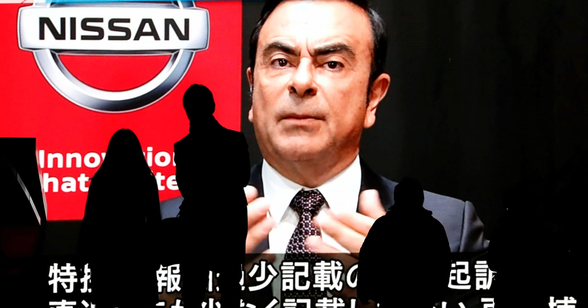 Tokyo prosecutors indict Nissan's ex-chairman Ghosn for financial misconduct