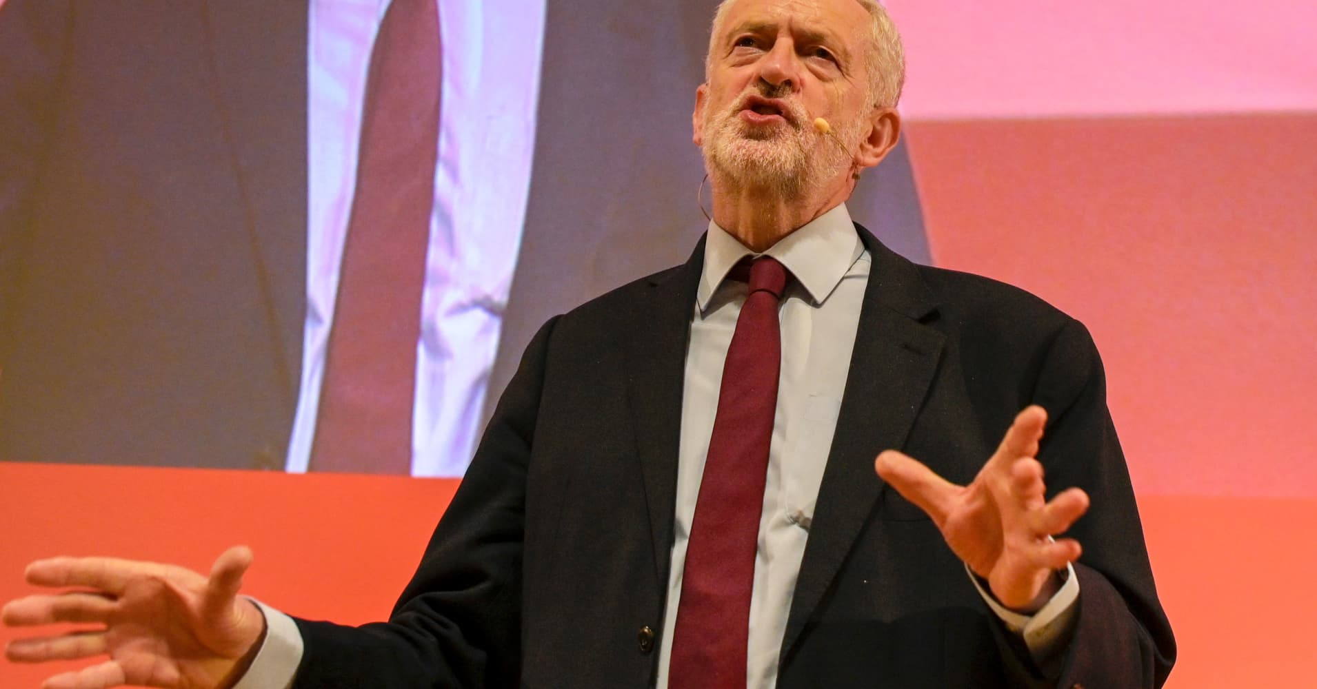 UK Labour Party will bring no confidence motion when it's likely to be successful