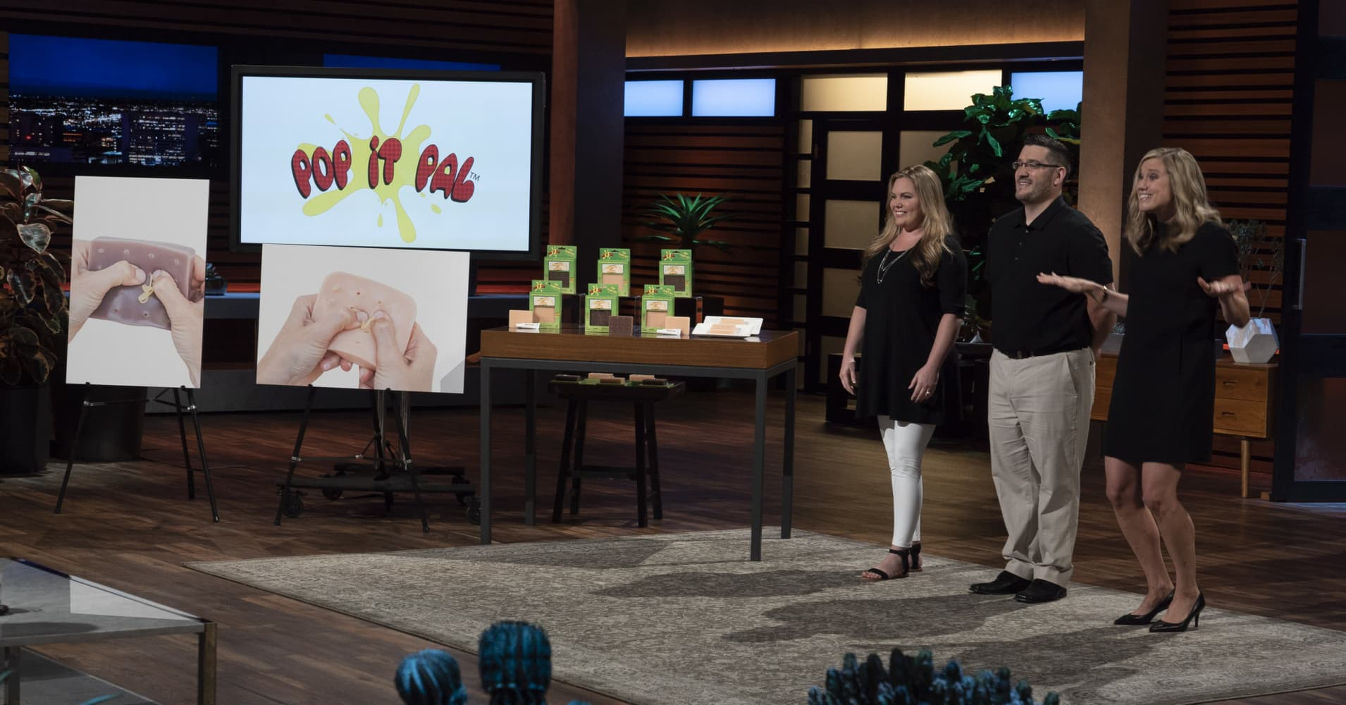 'Shark Tank': Kevin O'Leary invested $250,000 in a toy that lets you pop its pimples
