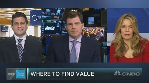 Where to find value when stocks, bond & commodities are down