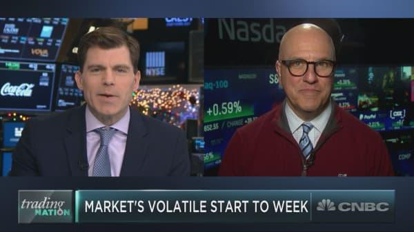 Wall Street bull Rich Bernstein lists three reasons why it's not a bear market