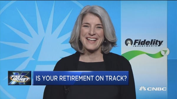 One crucial 401(k) mistake you could be making, says Fidelity's retirement expert