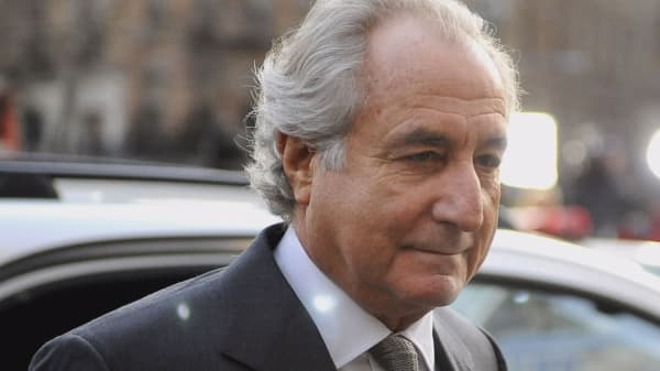 Watch CNBC's 2008 coverage of Bernie Madoff's Ponzi scheme