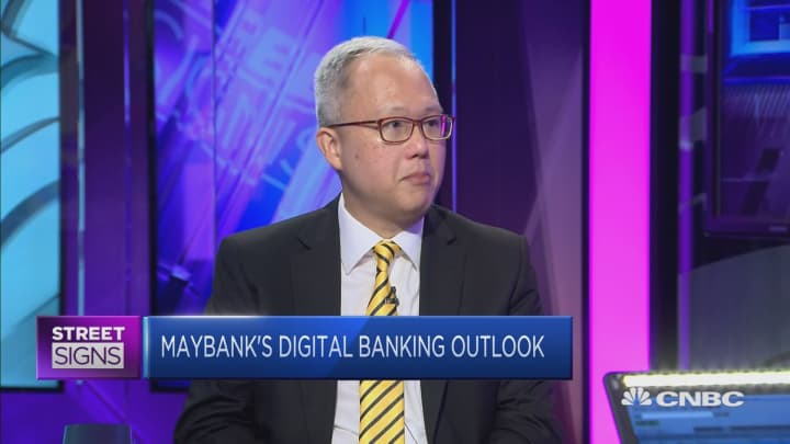 Fintech start-ups are 'partners,' not really competitors: Maybank