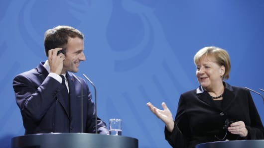 France and Germany are uprooting the pillars of the European Union